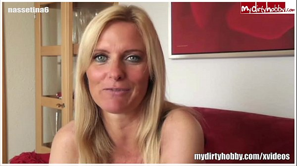 Sexy German MILF gives a great blowjob Thumb
