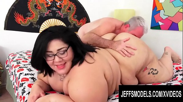 Jeffs Models – Massive Teen Crystal Blue Railed From Behind Compilation