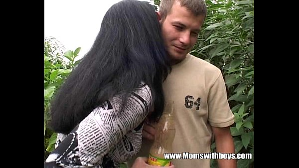 Young Gardener Gets To Fuck His Horny Mature Client Thumb