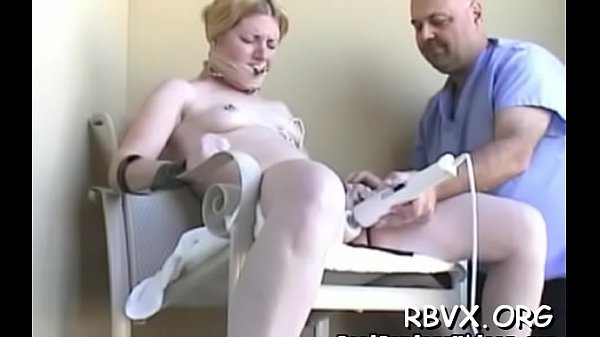 Vibrator ride with a insatiable darling Thumb