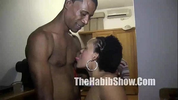 Dominican Hood BF does a quickie