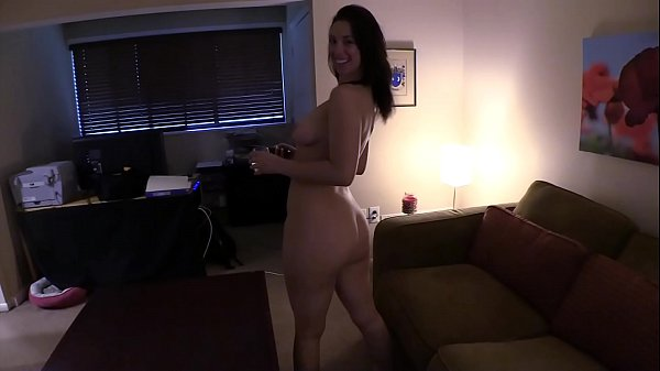 Step-Mom Makes Me Pay My Rent in Cum Part 1