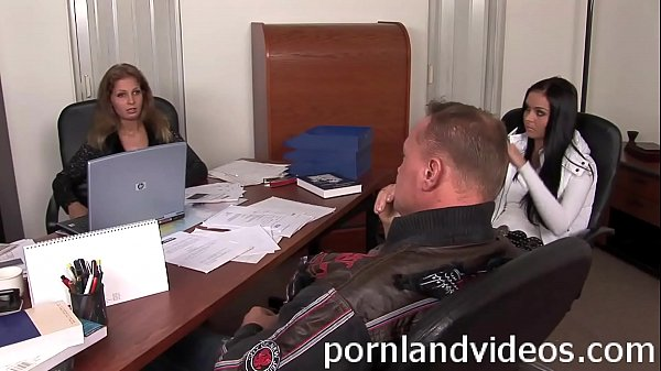 petite lawyer girl got fat big cock anal fuck in her office Thumb