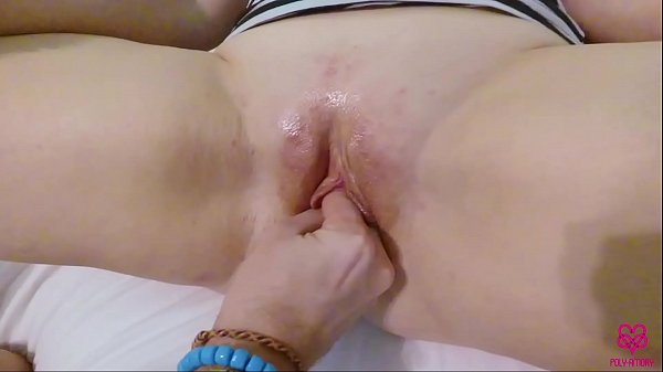 Fucked Jasmine's pussy with dick, dildo and fingers