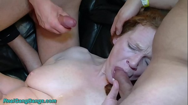 my mom first time b. group banged