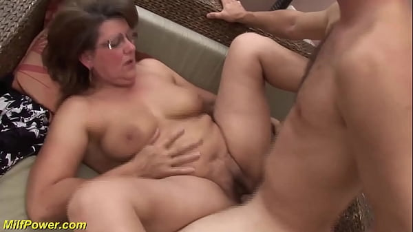 chubby mom fucked by stepson