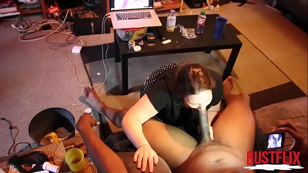 Chubby Babysitter Swallows Huge BBC Eats Load