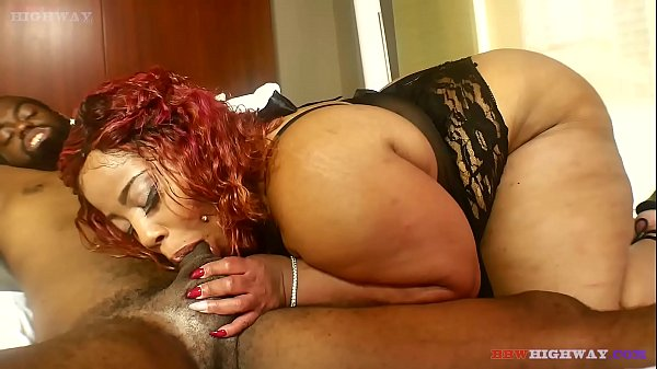 Big butt BBW latina Thick Puerto Rican Queen is back on BBWHighway with Mr.stixxx