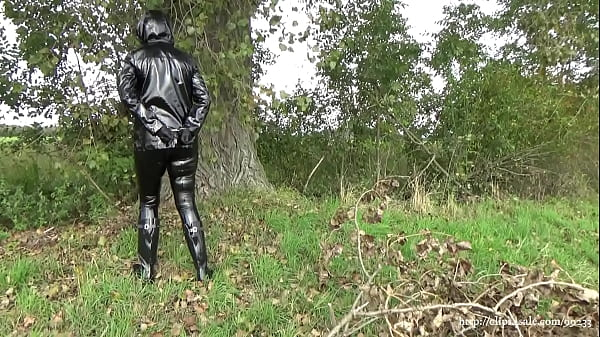Vinyl wife on a walk with handcuffs Thumb