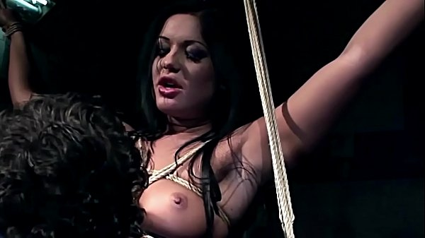 Tied Sex bomb Angelica. Part 1.She's one of the hottest girl. And...this super hot feline is in the deserted old factory tied and getting ready for a memorable bondage. Thumb