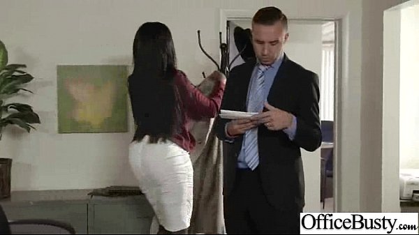 Big Tits Girl Love Exciting Hard Sex In Office movie-10