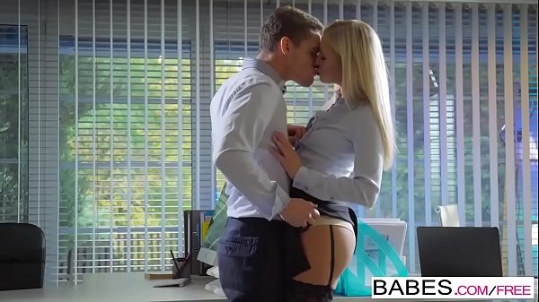 Babes - Office Obsession - The Long Goodbye starring Cayla Lyons clip
