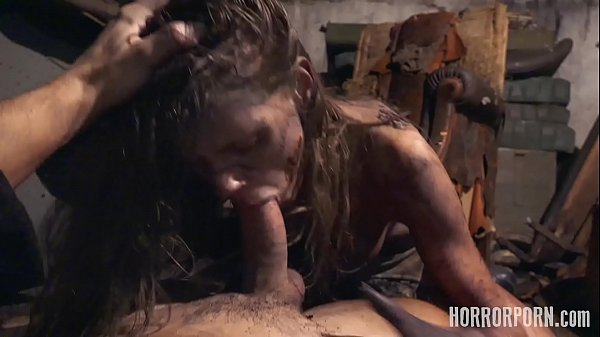 HORRORPORN Girl Twisted In Unnatural Positions Thumb