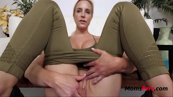 Mom Needs Son To Stretch Her Pussy- Sophia West