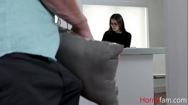 Nerd Sister Helps Brother's Blue Balls- Sofia Reyez