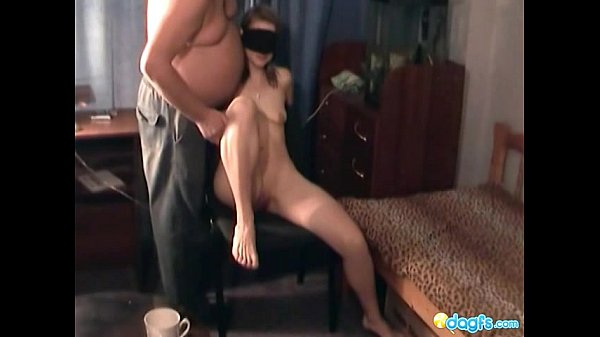 Weird Russian sex with crazy old vet Thumb