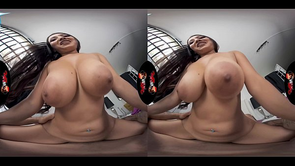 VRLatina - Big Breast Colombian Babe Riding Your Cock - VR