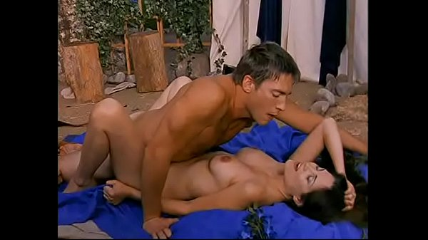 Virgins of Sherwood Forest 2000 Full Movie in English DVDrip,  Gabriella Hall Thumb