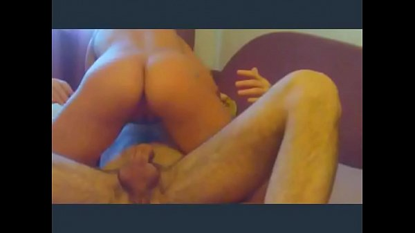 She tries out strange cock in her ass