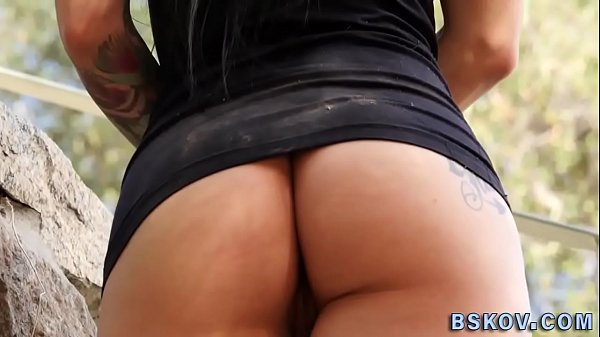Tattooed pierced pornstar babe gets pounded Thumb