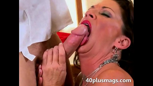 brutal housewife sucking youger dick Thumb