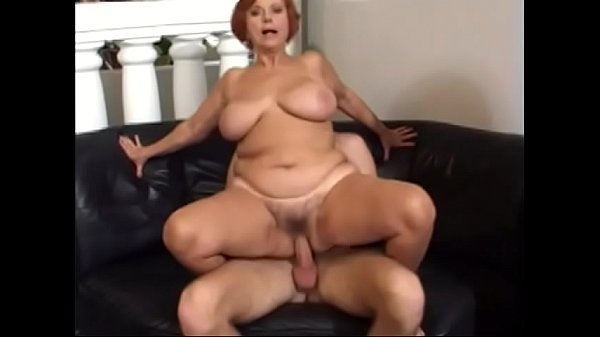 Hot mature Jozsefne with big boobs knows how to fuck hard in doggy style