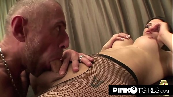 Danielli Colucci fucked by lucky guy!
