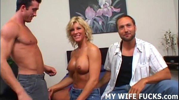 Wife with pornstar think