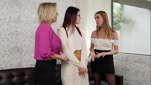 Lesbian 3way with Dee Williams, Cadence Lux & Michele James