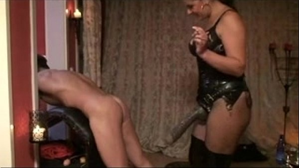 Bdsm strap on asshole videos for that