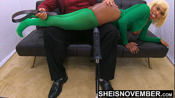 4k Msnovember Degrading Savage Belt Asshole Spanking & Asshole Cleaning By Rough Stepdad, Punishment For Stealing His Money, Screaming Painfully While Booty Ripped Open & Ebony Anus Poked, Sniffed, And Spanked BDSM Style On Sheisnovember