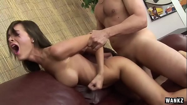WANKZ- Brandi Edwards Slammed Hard From Rear