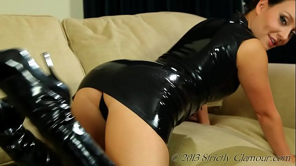 Mistress Carla Brown humiliates and mocks you as she teases, and excites your cock as her humiliation knows no bounds while her goal is to dominate your lust into absolute submission
