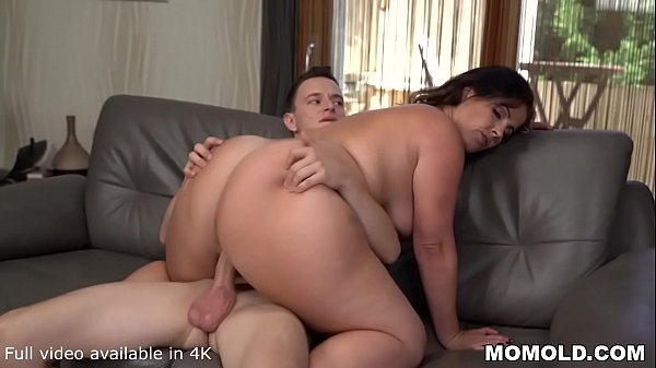 Chubby MILF Montse Swinger Leads on Young Boy To Ram Her Thumb