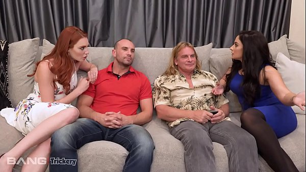 Trickery - Bored Wifes Sheena Ryder and Lacy Le...
