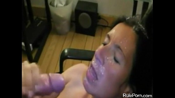 Cum Blast in a Popular Amateur Porn Compilation