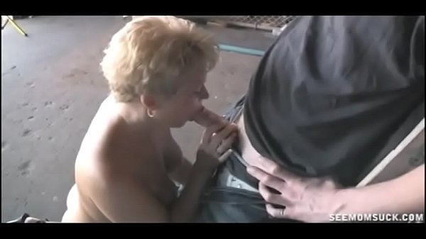Widow Milf Turns The Construction Worker On Thumb