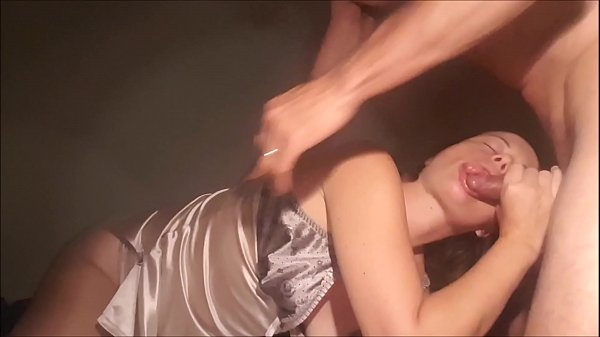 T&A 373 - Fucking in Clothed Satin Pants Thumb