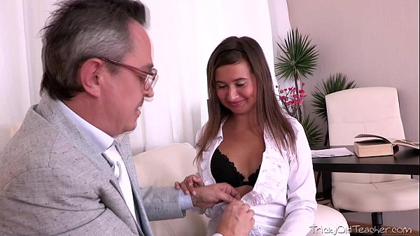 Being young and inexperienced Maia thinks she wants to suck her teachers cock Thumb