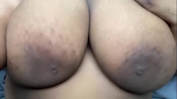 Moaning While Bouncing My Tits