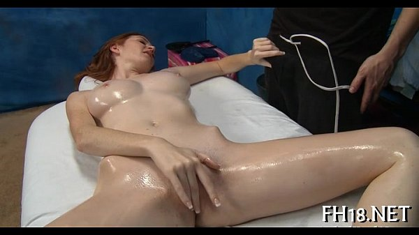 Gal receives all holes team-fucked