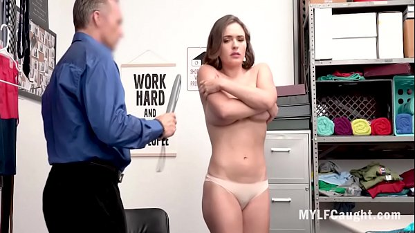 Hot Rich MILF Blackmailed By Cop And Fucked- Krissy Lynn