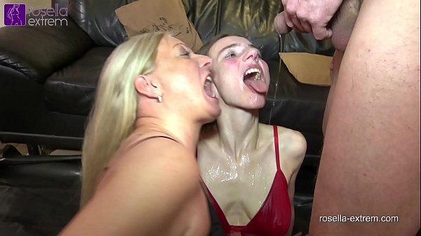Mega piss orgy! Wives and men piss for Karina and me! Part 1