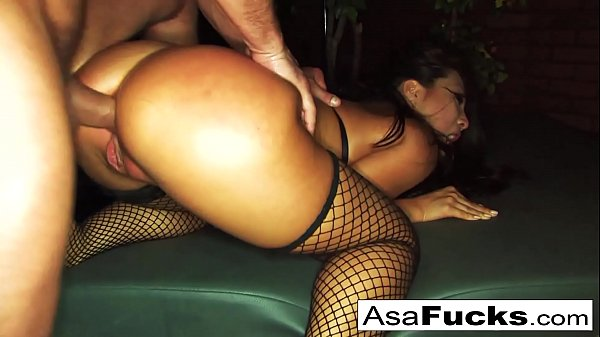 Ring-light Anal with Toni Ribas and Asa