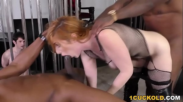 Anal Sex And DP with Lauren Phillips - Cuckold Sessions