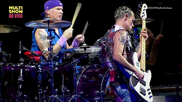 Red Hot Chili Peppers - Live Lollapalooza Brasil 2018 Thumb