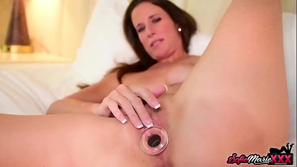 SofieMarieXXX - Superb Sofie Marie Toying After Striptease