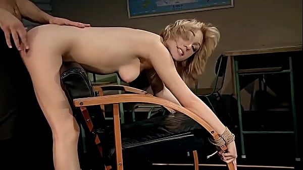 Enslaved schoolgirl Lily Labeau. Part 3. She is worshiping her teacher big dick and enjoy his penetrations