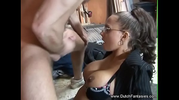 Dutch MILF Anal And Tit Fuck