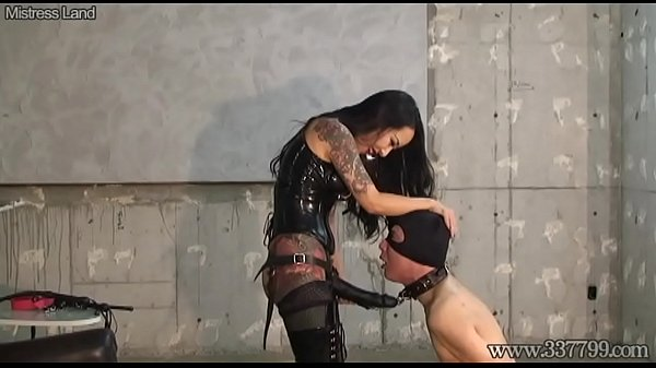CBT Boots and Dick Slapping Domina Thumb